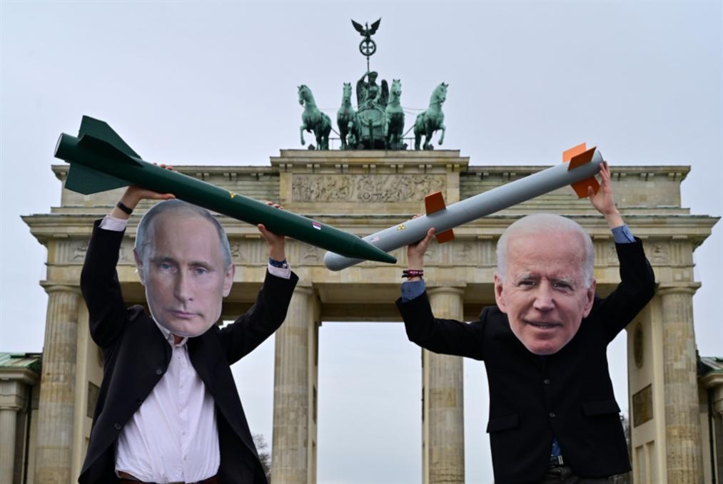 روسيا   ألمانيا تلوّح بالعقوبات: لا خطر على «السيل الشمالي 2»