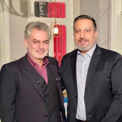 جهاد عند زاهي المسرح السوري إن حكى