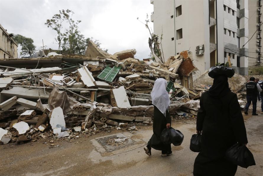 شركة «التراضي» الألمانية: أنقذنا بيروت من قنبلة ثانية في المرفأ