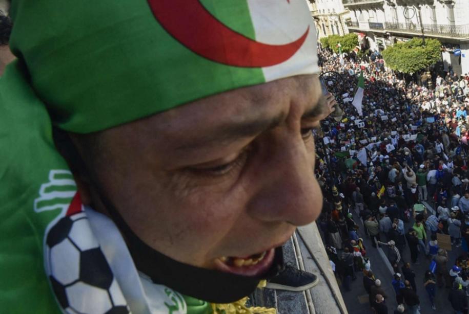 الجزائر ، وزير الإتصال عمار بلحمير، فرانس 24 ، إنذار أخير، حربوشة نيوز