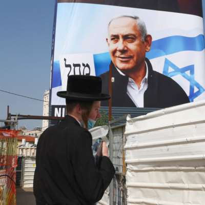 نتنياهو للناخب اليميني: انتخبوني وإلّا