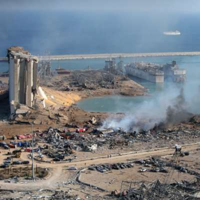 انفجار مرفأ بيروت «هزّ» الغلاف الجوي أيضاً!