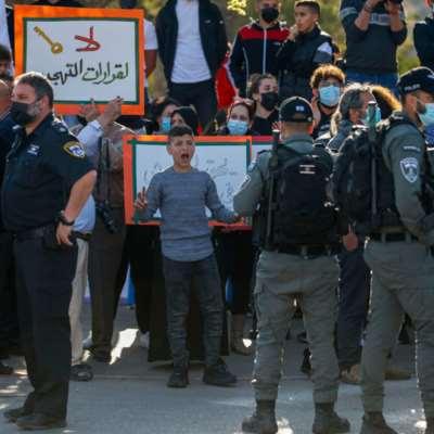 نكبة جديدة في حي «الشيخ جراح» المقدسي:   العدو لطرد 500 لاجئ فلسطيني