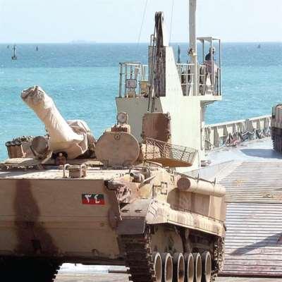 حكومة هادي: الإمارات تعزّز حضورها العسكري في سقطرى