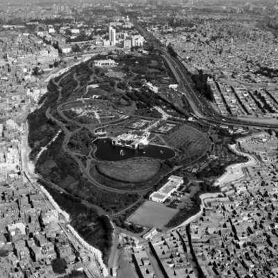 محمد الشاهد: القاهرة في مرآة... عماراتها!