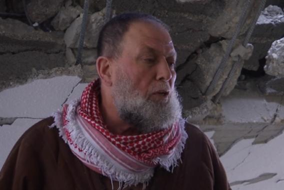 أبو عاصف البرغوثي... «جبل فلسطين»