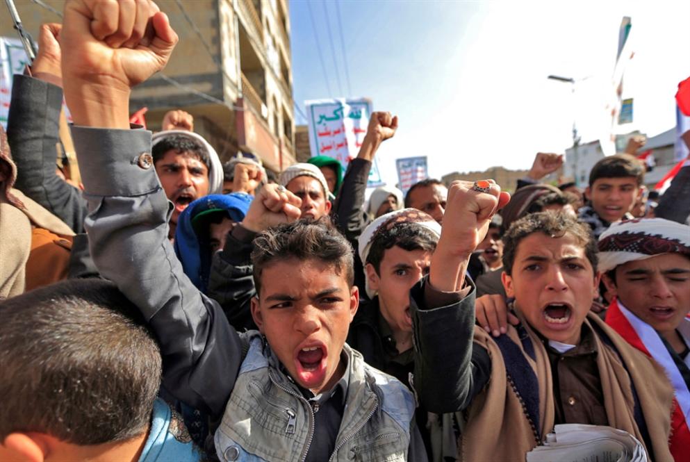 صنعاء تُدشّن العام السابع: «أرامكو»  هدفاً أوّل