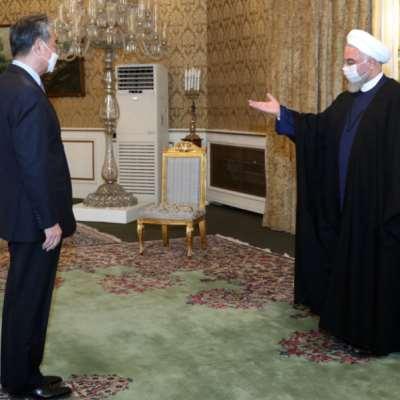 بكين ــ طهران: شراكة على حافّة العقوبات