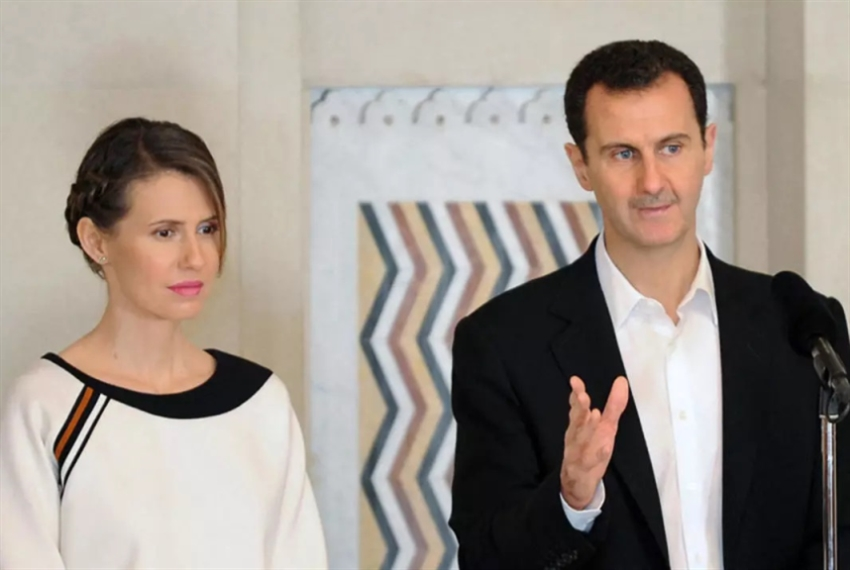 تعافي الرئيس السوري وعقيلته من «كورونا»