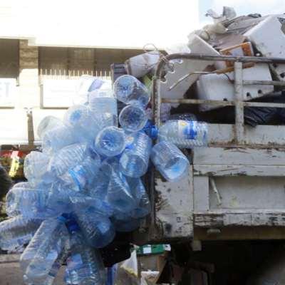 فرز البلاستيك فرصة وسط تهديد الأزمة