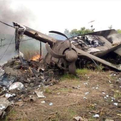 عشرة قتلى في تحطّم طائرة في جنوب السودان