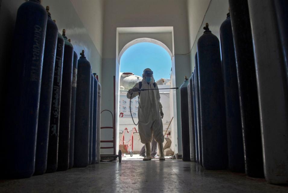 وصول أول شحنة لقاحات إلى اليمن
