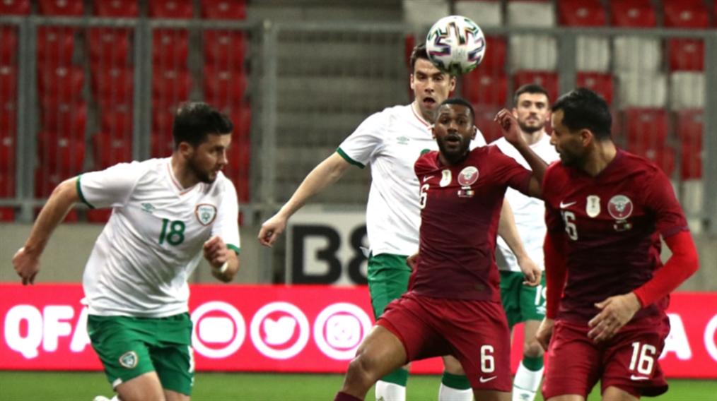 صورة المنتخب القطري راضٍ عن مشاركته الأوروبية