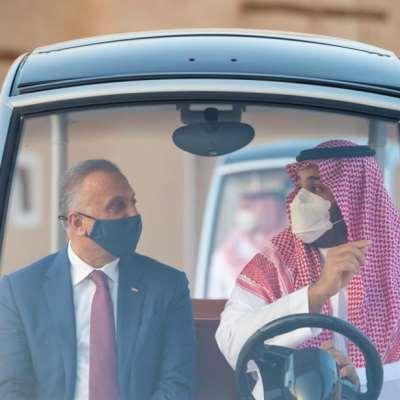 الكاظمي في السعودية: لـ«التعاون وتحقيق الاستقرار»