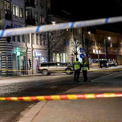 السويد: ثمانية جرحى من جراء هجوم بسلاح أبيض