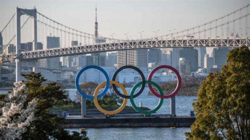 صورة الالعاب الاولمبية من دون جمهور!