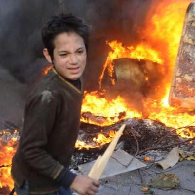 بوادر انفجار اجتماعي: احتجاجات واسعة بعد كسر الدولار حاجز الـ 10 آلاف ليرة | البنوك تواصل المضاربة برعاية مصرف لبنان