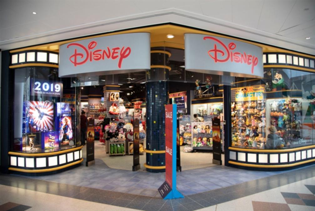 «ديزني»: إغلاق متاجر وتطوير المبيعات الإلكترونية