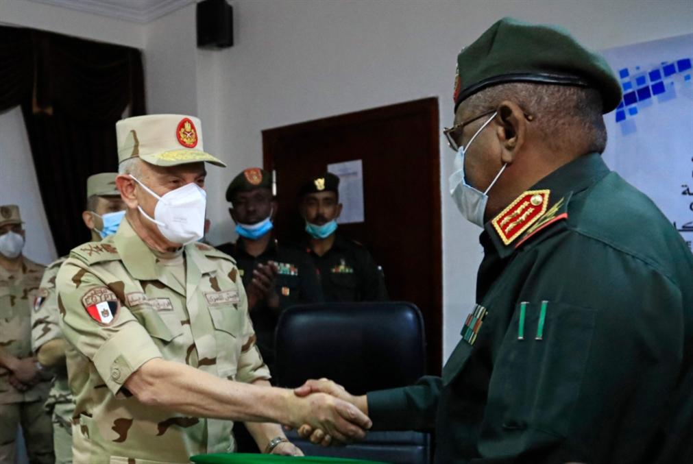 تنسيق مصري ــ سوداني رفيع: نحو توحيد الموقف بمواجهة   إثيوبيا