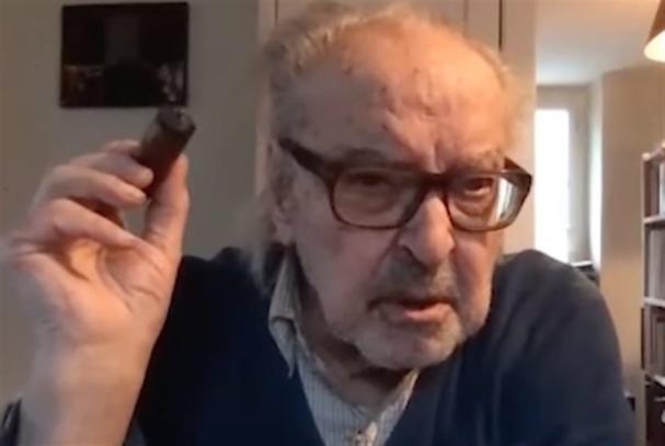 جان لوك غودار قاب قوسين من الاعتزال
