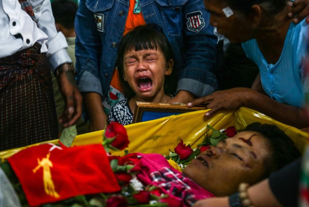 انقلاب ميانمار: انشقاقات أمنية عن المجلس العسكري