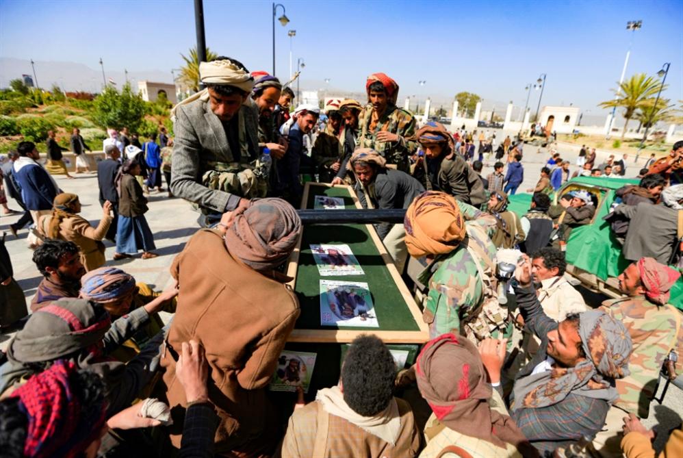 معارك مأرب مستمرة... وقصف لقاعدة الملك خالد السعودية