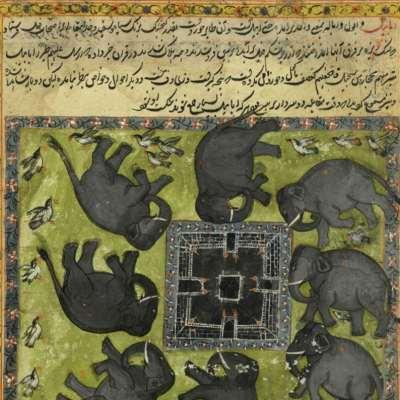 مسرحية «عام الفيل» في مكّة الجاهليّة