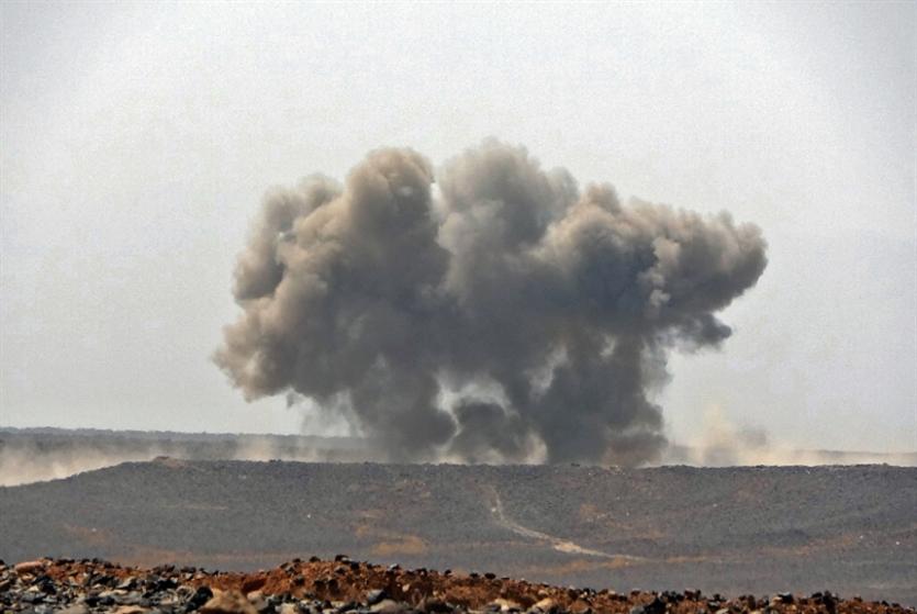 صواريخ ومسيّرات يمنيّة: من جيزان إلى رأس تنورة