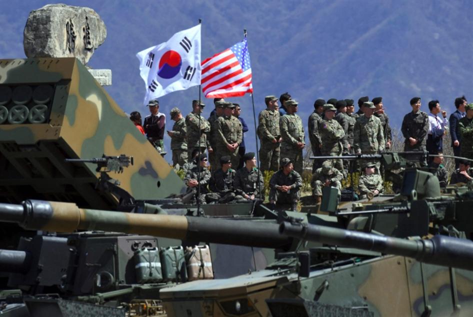 اتفاق بين سيول وواشنطن بشأن التمويل العسكريّ