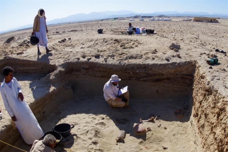 اكتشاف أقدم مقبرة للحيوانات الأليفة