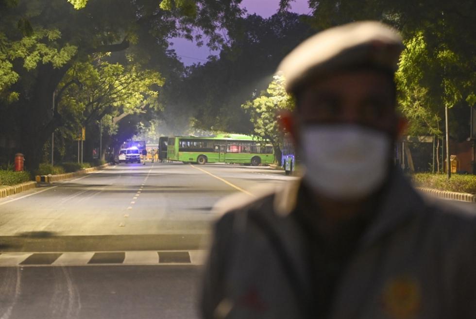 تقرير أمنيّ يتّهم «فيلق القدس» بالوقوف وراء تفجير نيودلهي