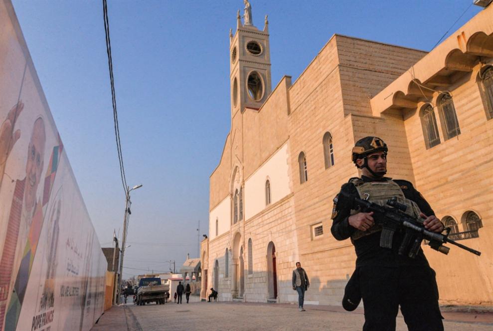 8 جرحى بانفجار قنبلة يدوية في بغداد