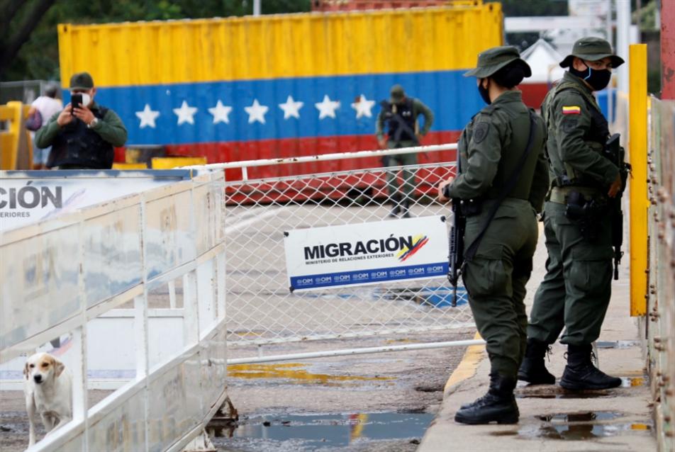 كولومبيا: أعمال عنف ونزوح قسري للسكان