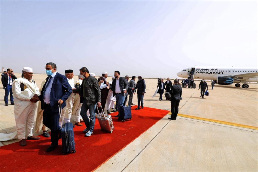 البرلمان الليبي يلتئم أخيراً: دبيبة ينتظر الثقة