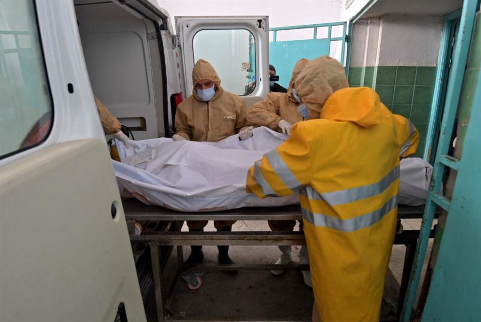 مقتل 14 مهاجراً في حادث غرق قبالة تونس