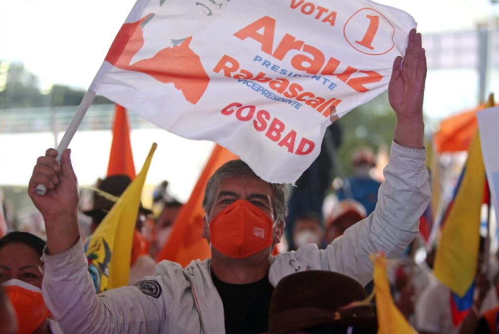 رئاسيات الإكوادور تُحسم غداً: إسقاط أراوز... مهمّة مورينو الأخيرة