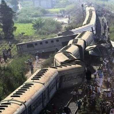 متى تنتهي حوادث القطارات؟ رئيس وزراء مصر يسأل أيضاً!