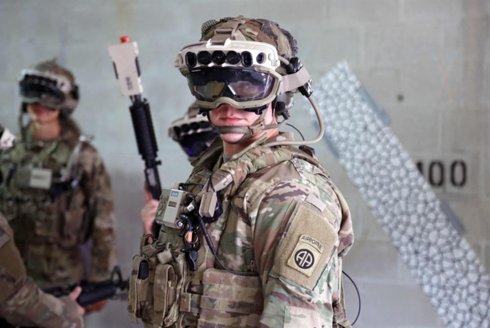 «مايكروسوفت» تنتج أجهزة «الواقع المعزّز» للجيش الأميركي