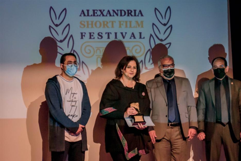 «الاسكندرية للفيلم القصير»: توزيع الجوائز
