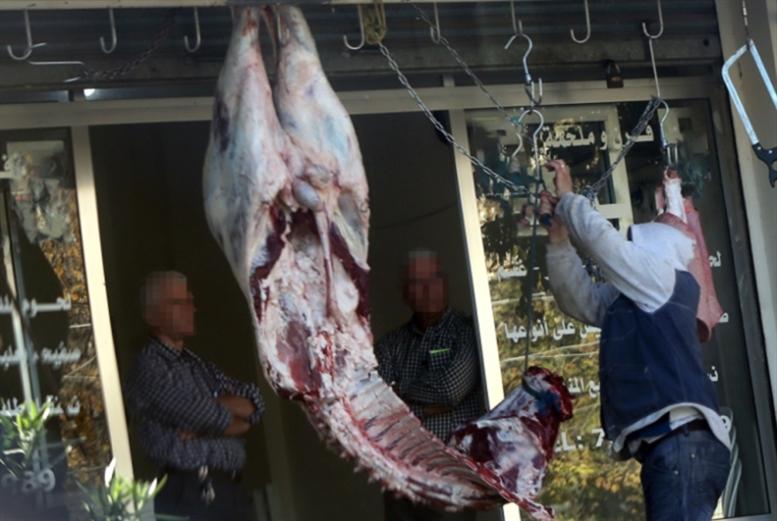 المسالخ ترفع أسعار اللحم المدعوم