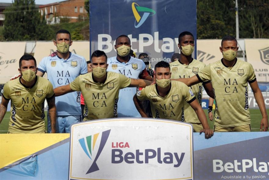 فريق يخوض مباراة بسبعة لاعبين بسبب «كورونا»