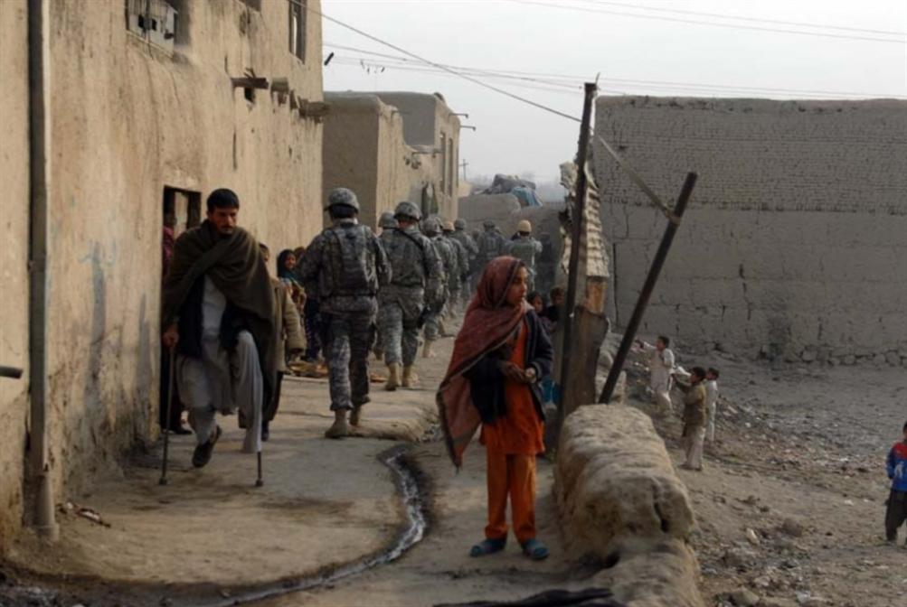 بايدن يسحب قواته من أفغانستان بحلول 11 أيلول