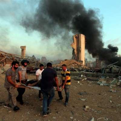 انفجار مرفأ بيروت: أهالي شهداء فوج الإطفاء يدّعون على نعمة
