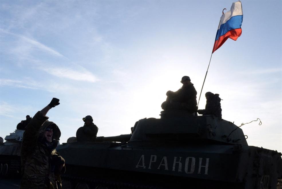 قبل وصول السفينتين الأميركيتين...روسيا تبدأ تدريباتها في البحر الأسود