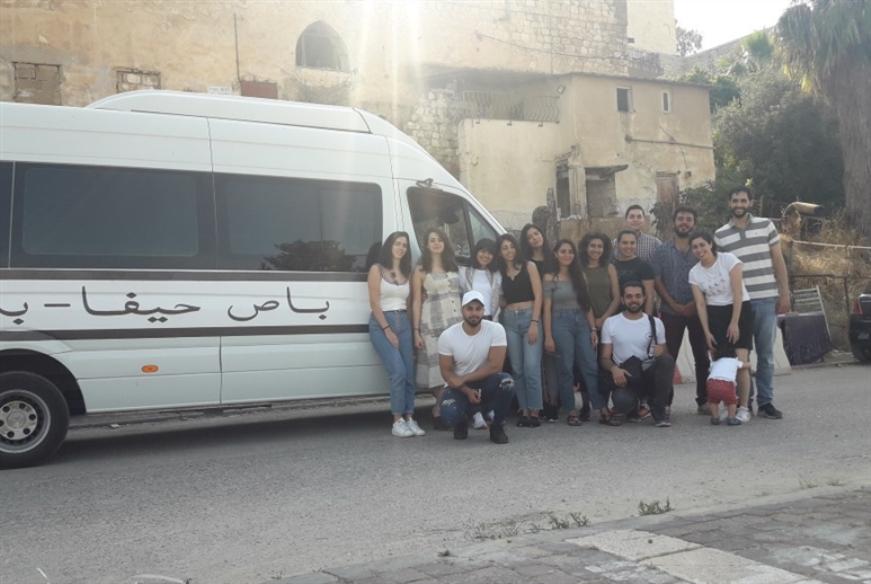 باص حيفا بيروت: لنتمسّك بذاكرة المدينة