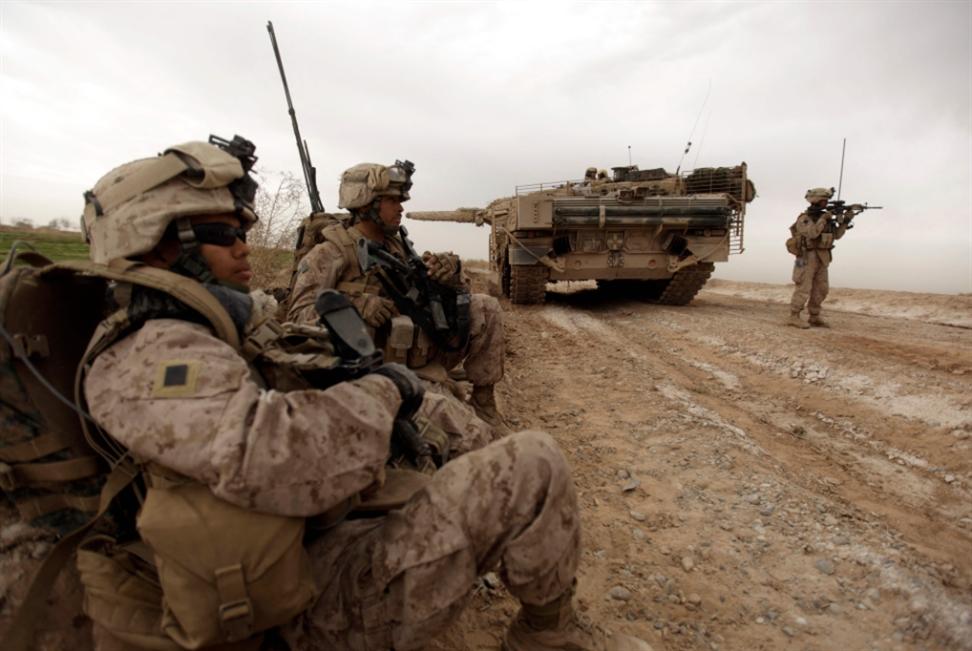 على خطى الولايات المتحدة...بريطانيا ستسحب قواتها من أفغانستان