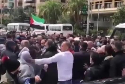 إياد أبو العلا: وقاحة سفارة فلسطين في بيروت