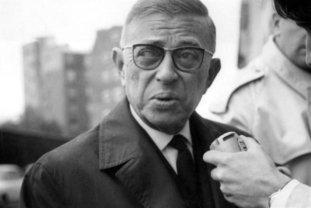 يوسف ادريس وجان بول سارتر: اللقاء الأول