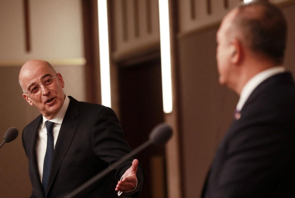 في قلب أنقرة: «ردحٌ» بين وزيري خارجية تركيا واليونان!