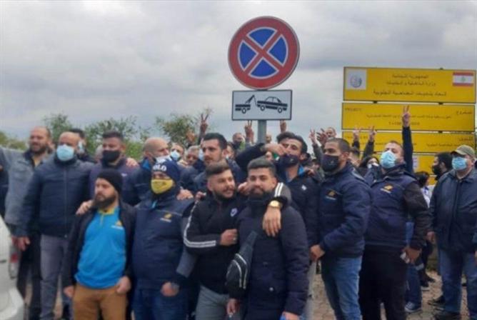موظّفو «ليبان بوست» يواصلون اعتصامهم لليوم الخامس